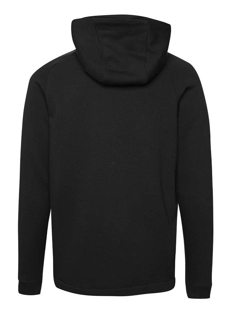 Černá pánská mikina s kapucí Nike Hoodie