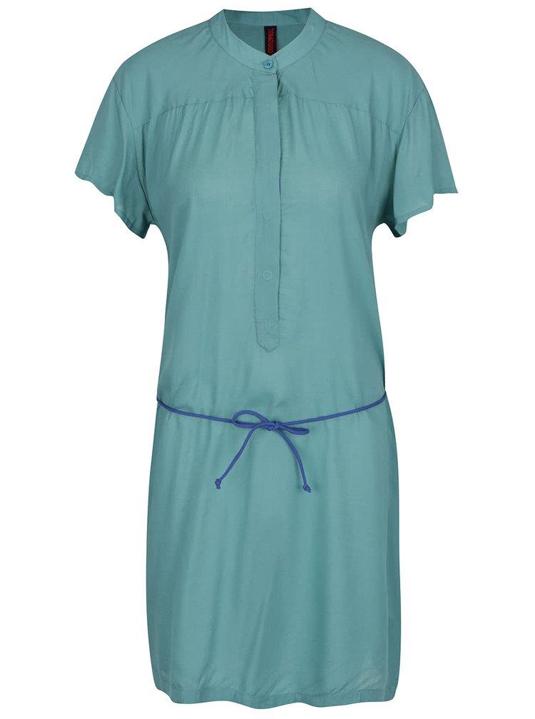 Tyrkysové šaty Tranquillo Jarla