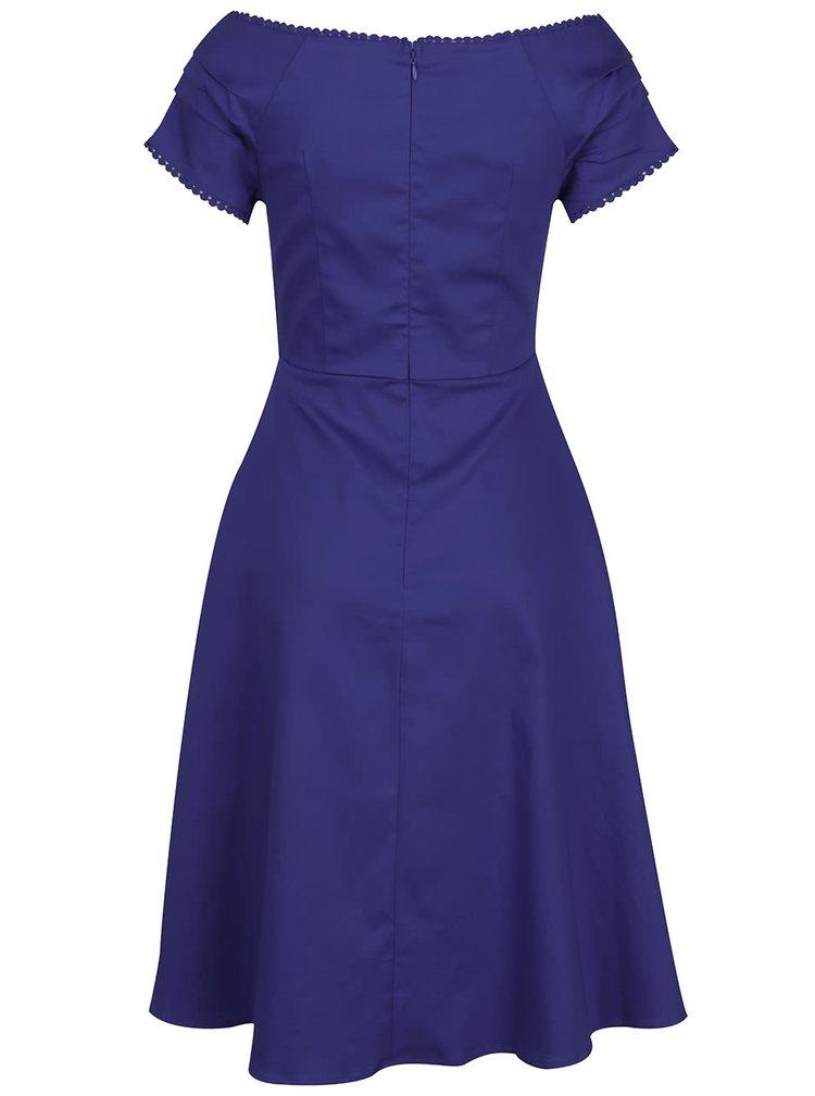 Modré šaty Dolly & Dotty Lily