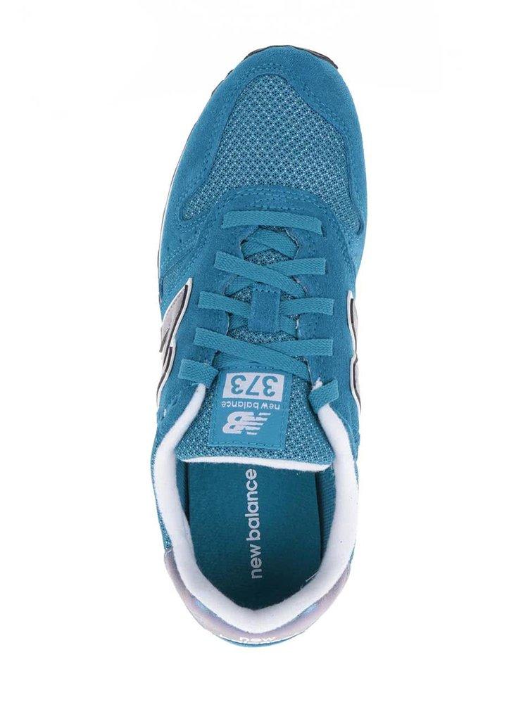 Pantofi sport albaștri New Balance 373