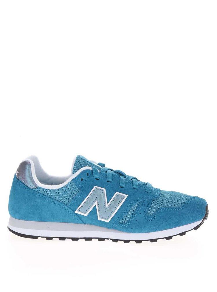 Pantofi sport albastri New Balance 373