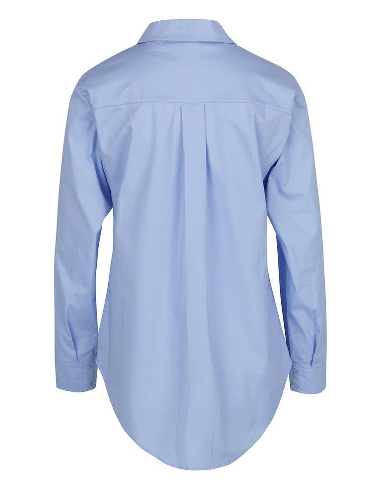 Camasa lunga albastra ZOOT