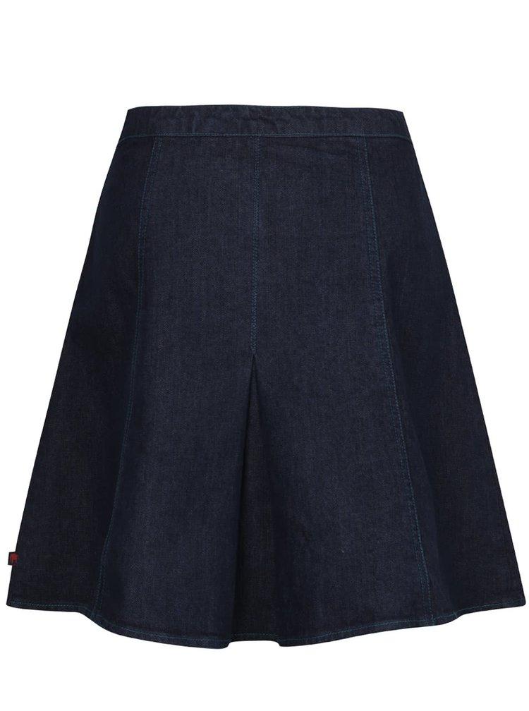 Tmavě modrá džínová sukně Tranquillo Arja