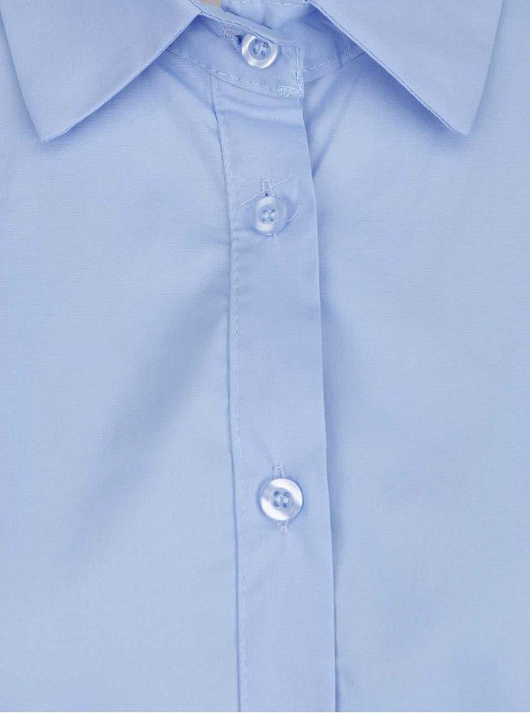 Modrá halenka s dlouhým rukávem ZOOT