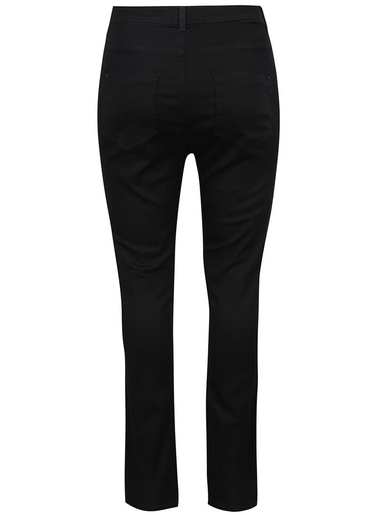 Pantaloni skinny Dorothy Perkins Curve negri