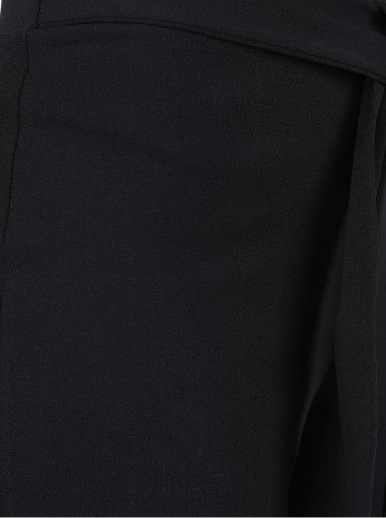 Černé culottes Miss Selfridge