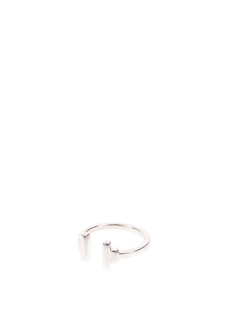 Stříbrný prstýnek Pieces Jane