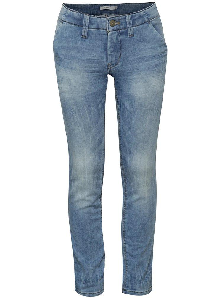 Světle modré klučičí džíny LIMITED by name it Afed