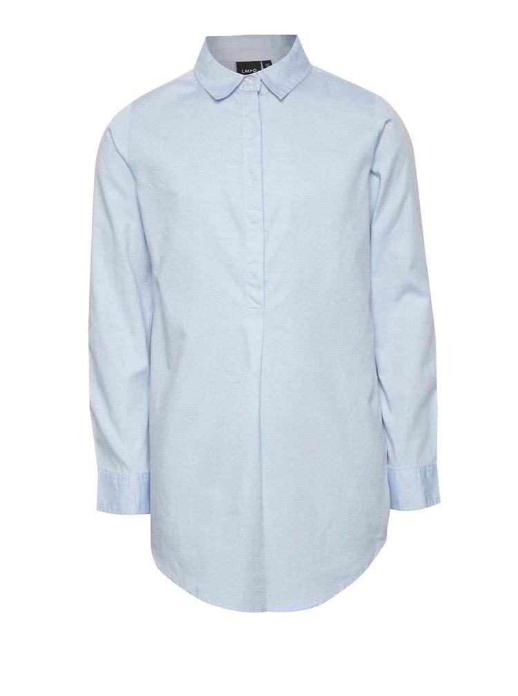 Modrá dlouhá holčičí košile LIMITED by name it Olympia