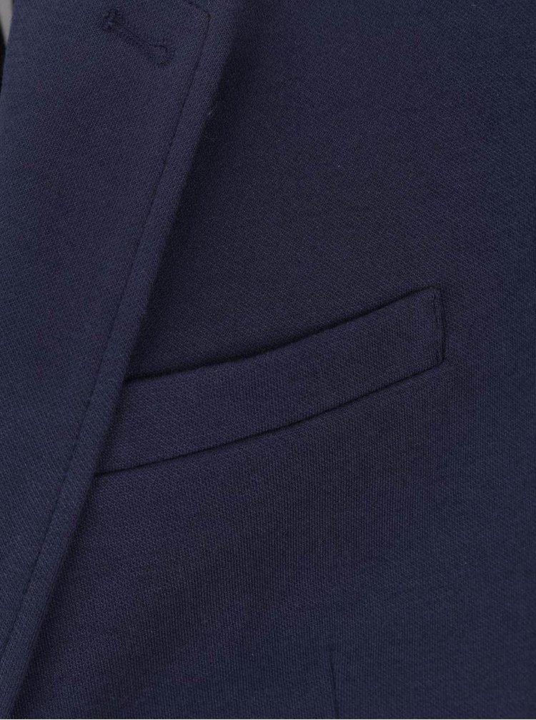 Tmavě modré neformální sako ONLY & SONS Zavier