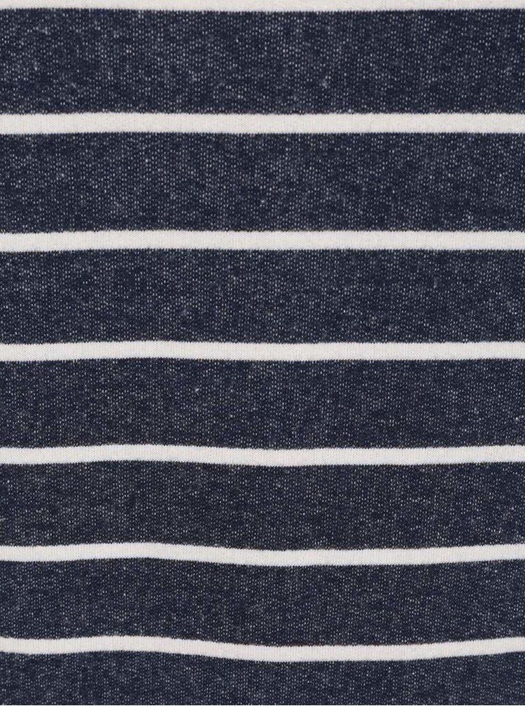 Tmavě modré mikinové šaty Broadway Breda