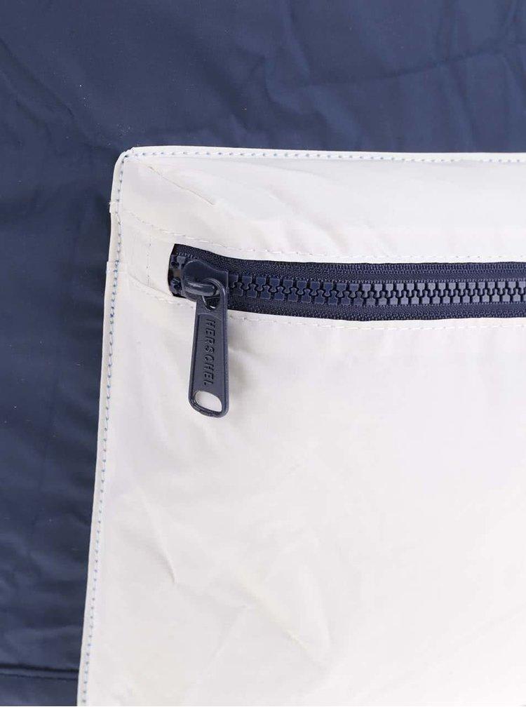 Modrý skládací batoh Herschel Packable 24,5 l