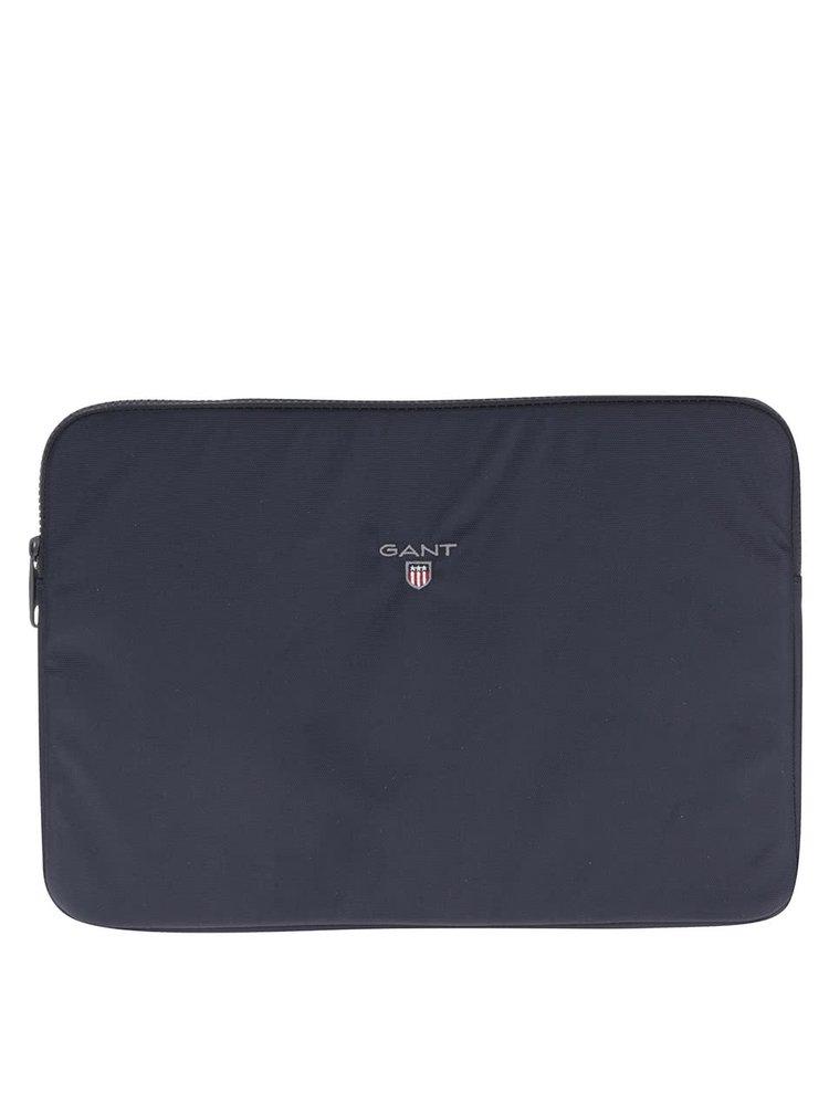 Tmavě modrý pánský obal na notebook GANT Original
