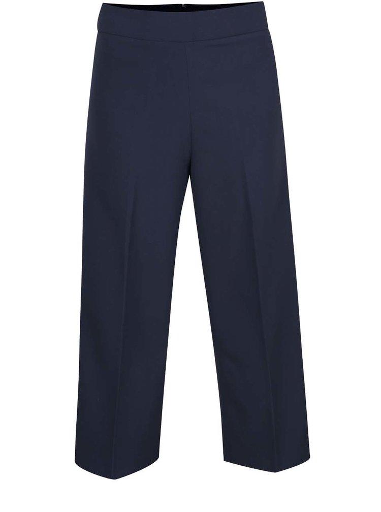 Tmavě modré culottes Broadway Bowie