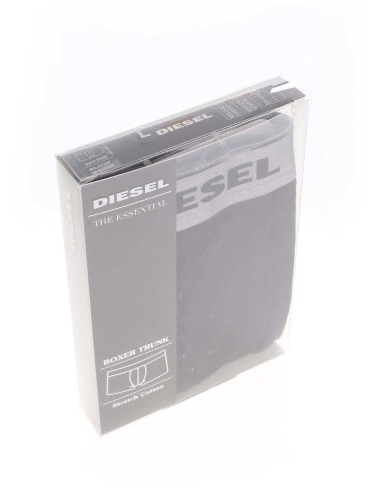 Černé boxerky Diesel