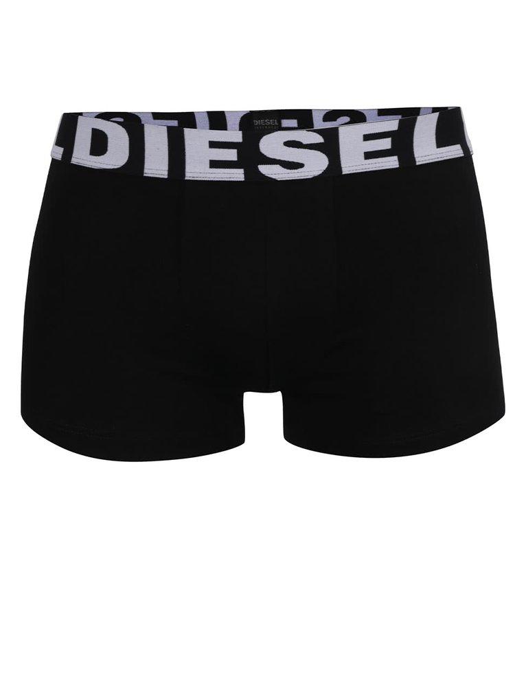 Set Diesel cu trei  perechi de boxeri cu talie elastică