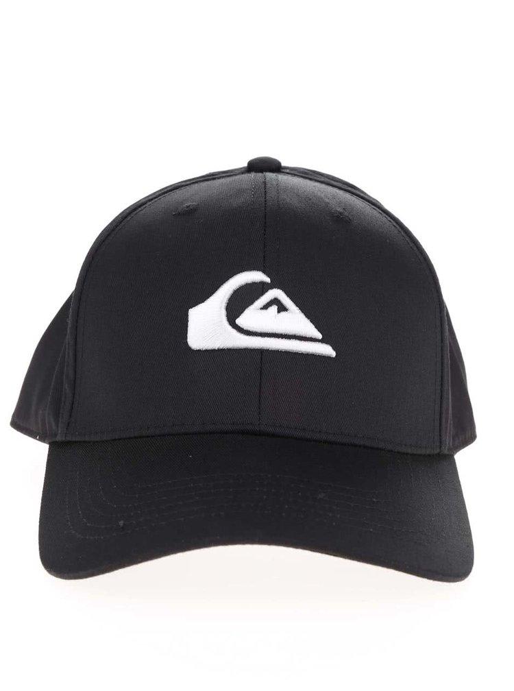 Șapcă neagră Quiksilver cu logo