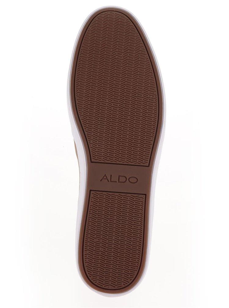 Hnědé pánské tenisky ALDO Iberarien