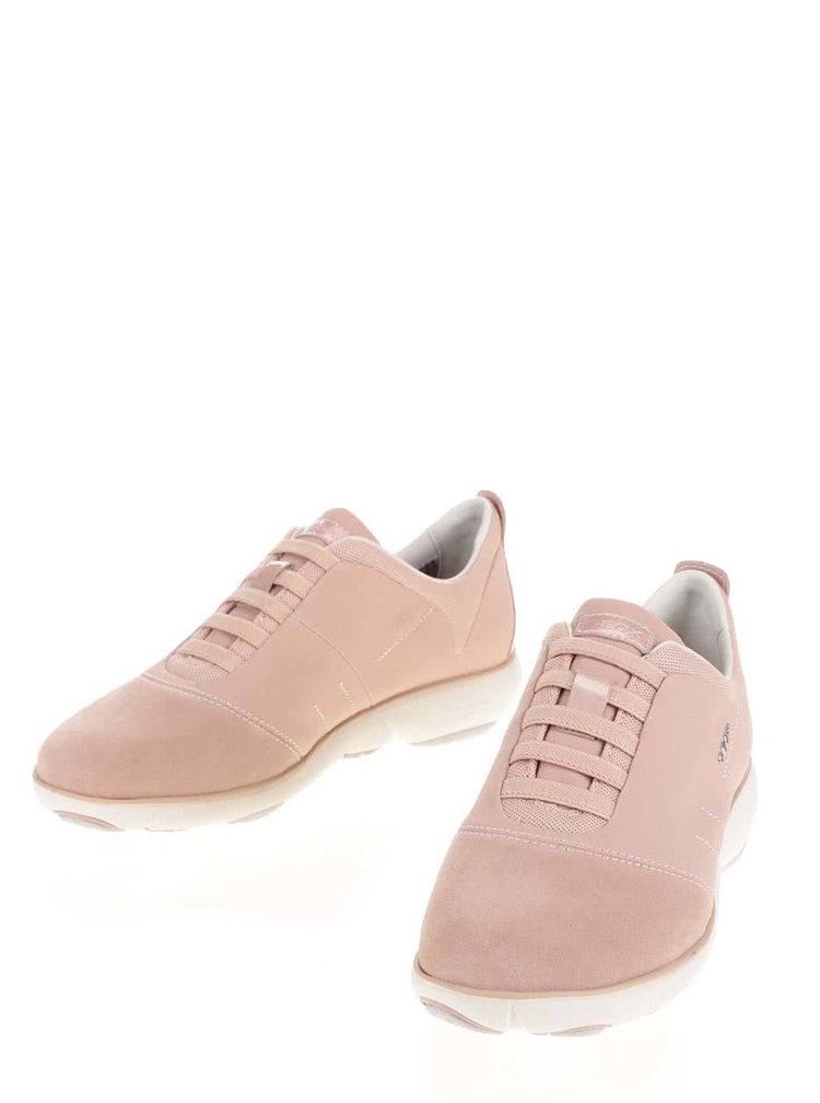 Pantofi sport roz Geox Nebula G
