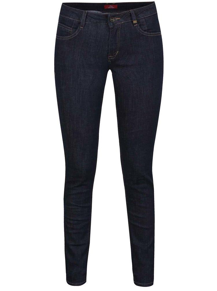 Tmavě modré dámské super skinny džíny s.Oliver
