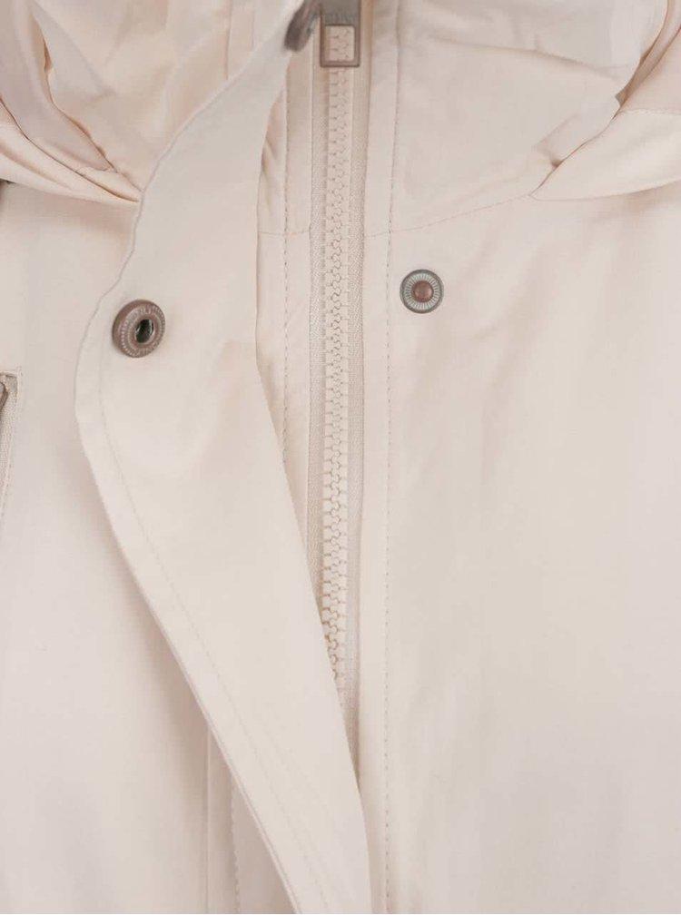 Jachetă parka subțire roz pal ONLY Starlight