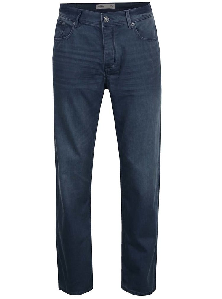 Blugi albastri slim fit - Burton Menswear London