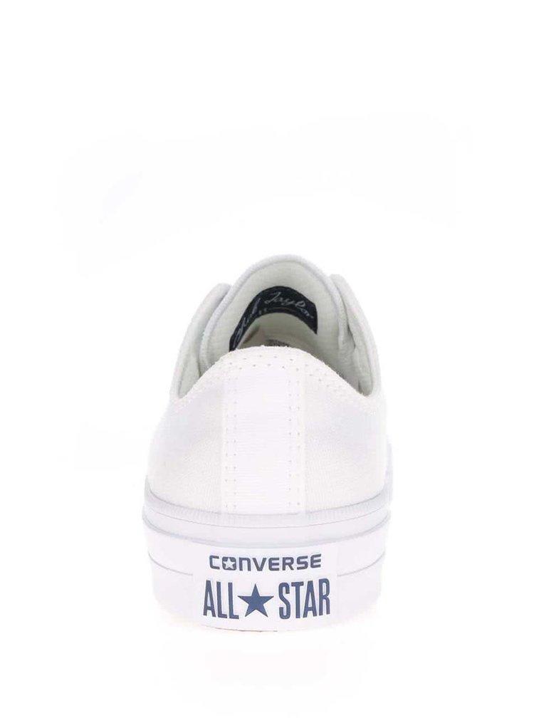 Bílé dámské tenisky Converse Chuck Taylor All Star II