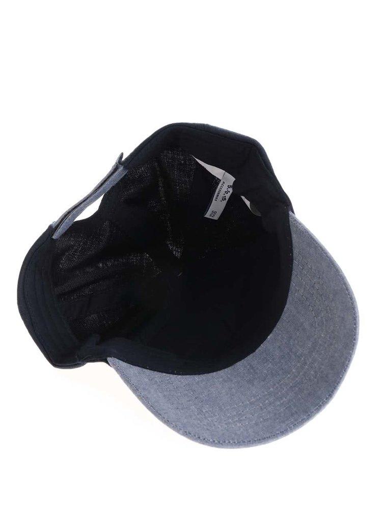Șapcă neagră 5.10.15 pentru băieți