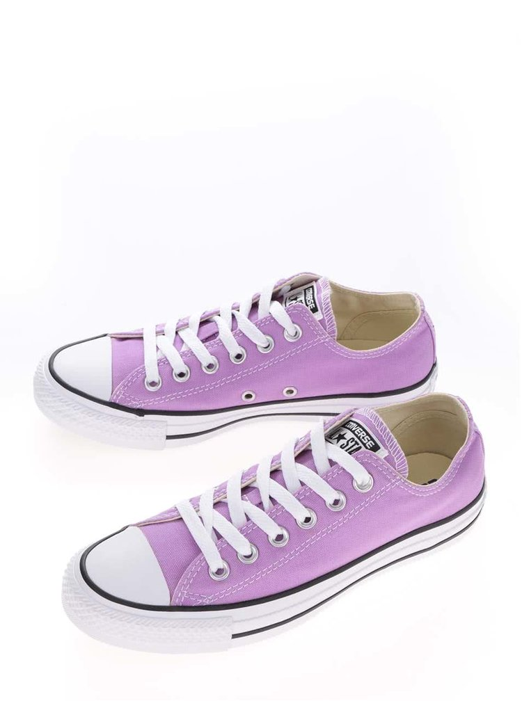 Teniși violet unisex Converse Chuck Taylor All Star cu logo