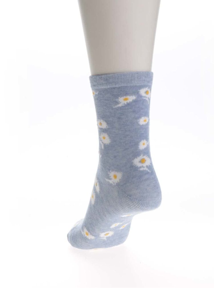 Set tří párů holčičích ponožek se vzorem 5.10.15.