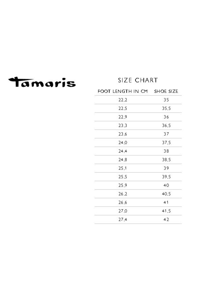 Șlapi negri cu platformă Tamaris