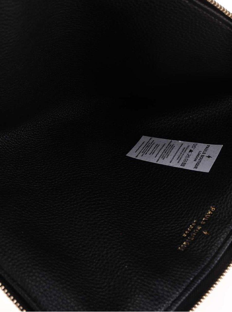 Šedé puntíkované oboustranné psaníčko Paul's Boutique Mini Fleur