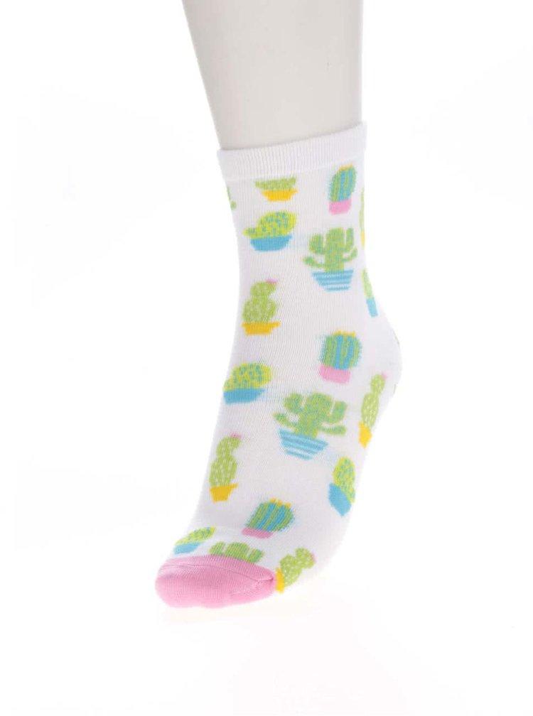 Set trei perechi de șosete 5.10.15 cu catuși pentru fete