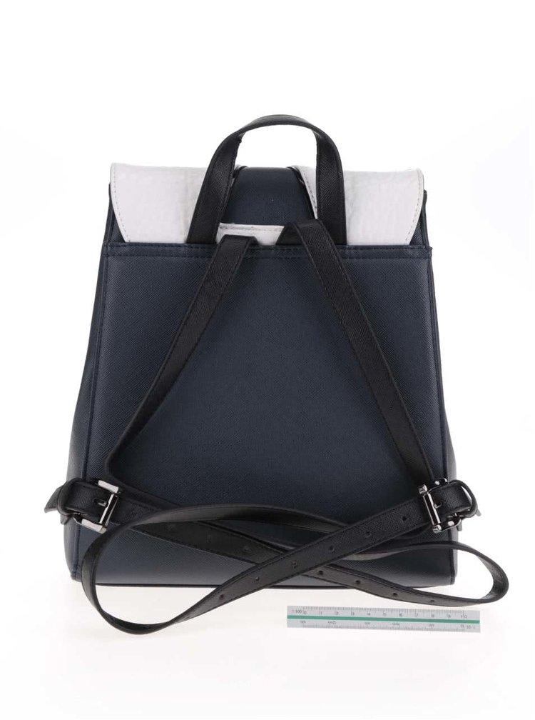 Krémovo-modrý batoh Paul's Boutique Erin
