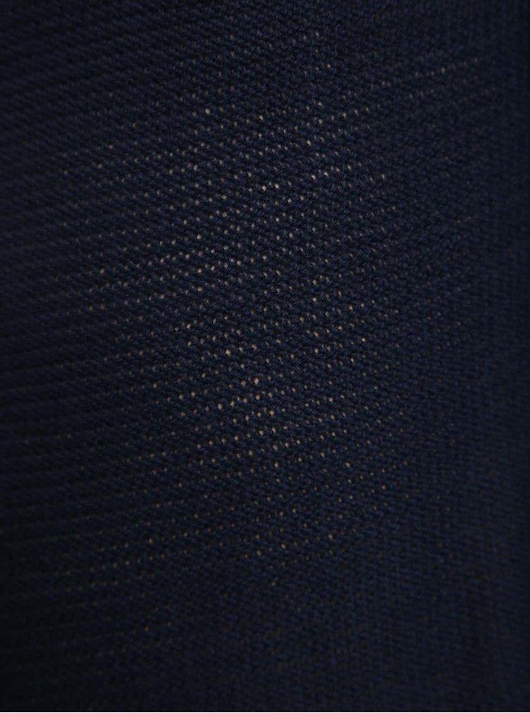 Tmavě modrý holčičí kardigan 5.10.15.