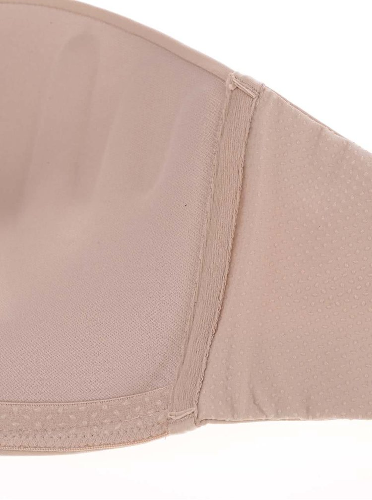 Sutien push-up nude fara bretele -  Wonderbra