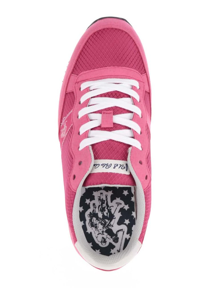 Pantofi sport roz de damă U.S.Polo Assn. Rasty