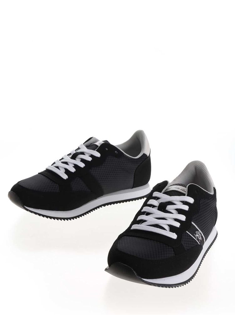 Pantofi sport negri de dama U.S.Polo Assn. Rasty