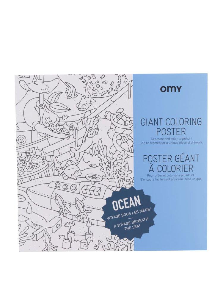 Velká omalovánka Ocean OMY