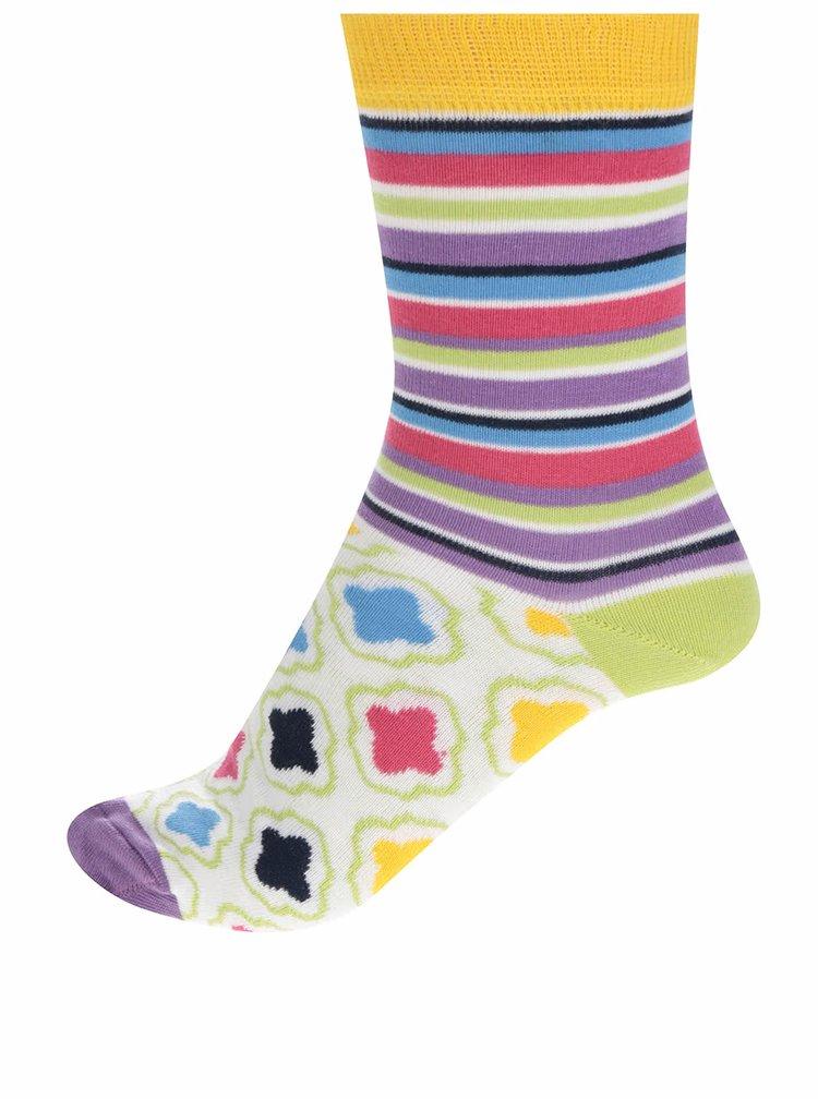 Set 6 șosete multicolore Oddsocks Kandy