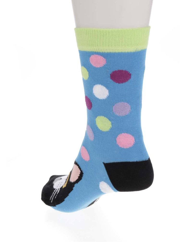 Set șase șosete multicolore Oddsocks Catwalk