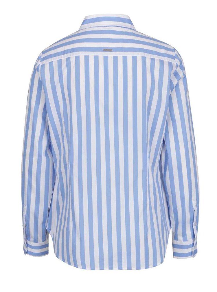 Modro-bílá dámská pruhovaná košile Nautica