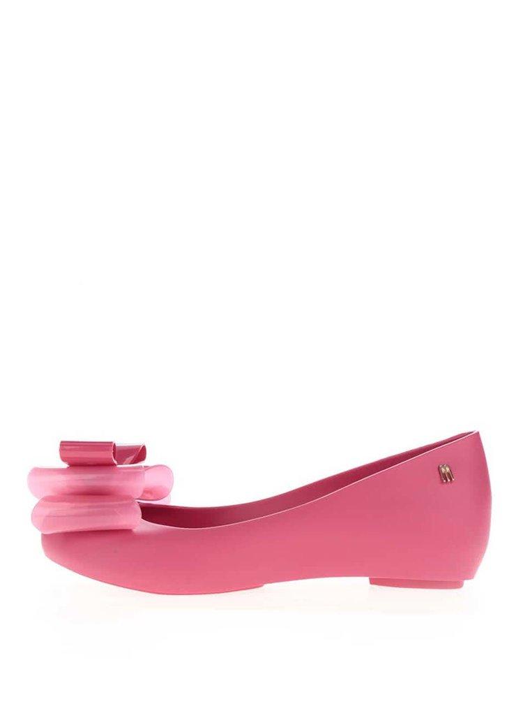 Balerini roz Melissa Ultragirl Sweet cu fundă