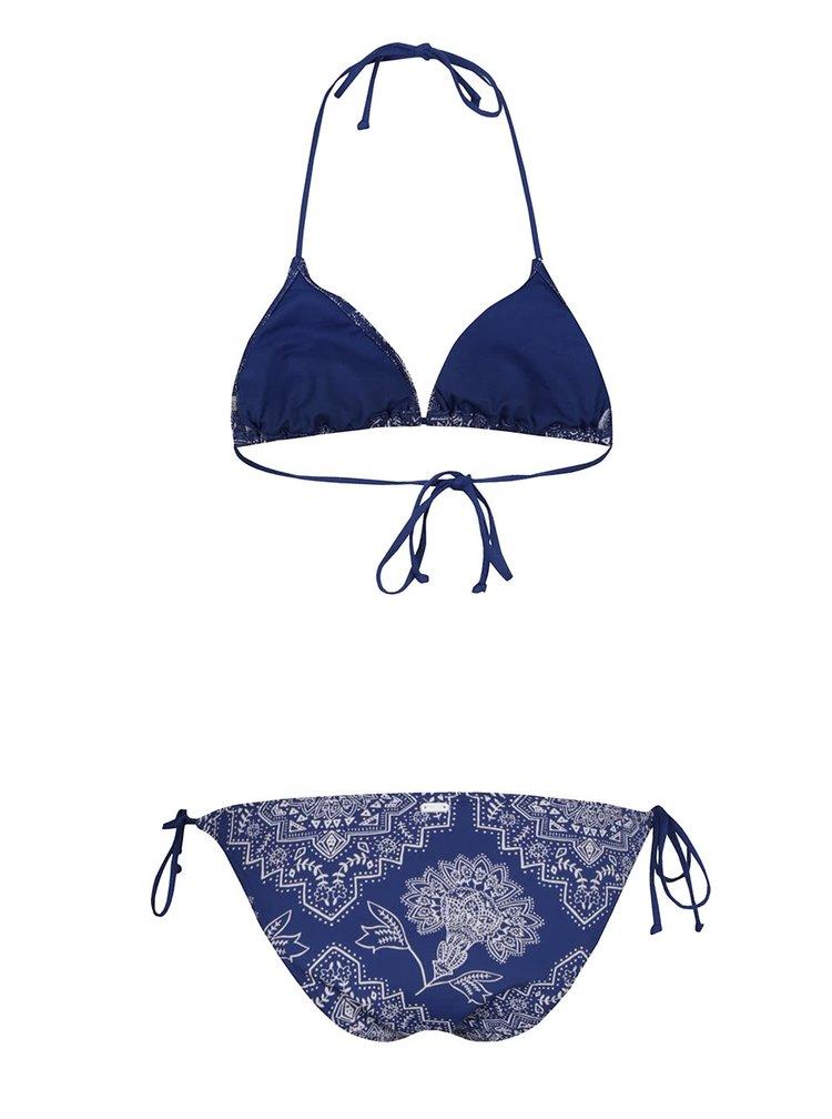 Costum de baie albastru&alb Rip Curl Linda