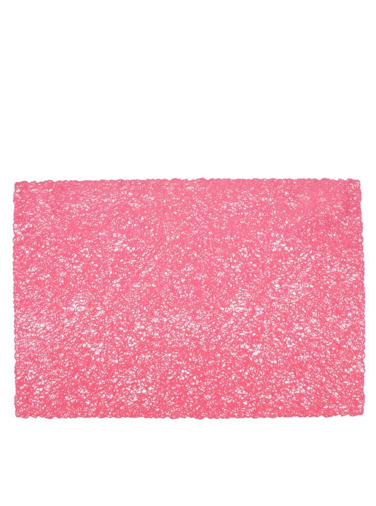 Tmavě růžové prostírání Kitchen Craft