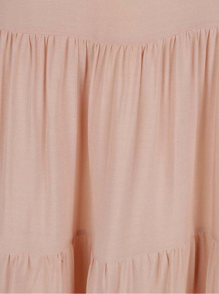 Rochie roz prăfuit VERO MODA Girlie