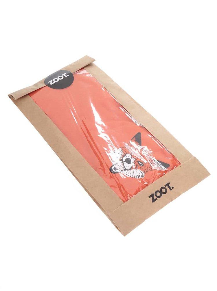 Oranžové dámské triko ZOOT Originál Fox