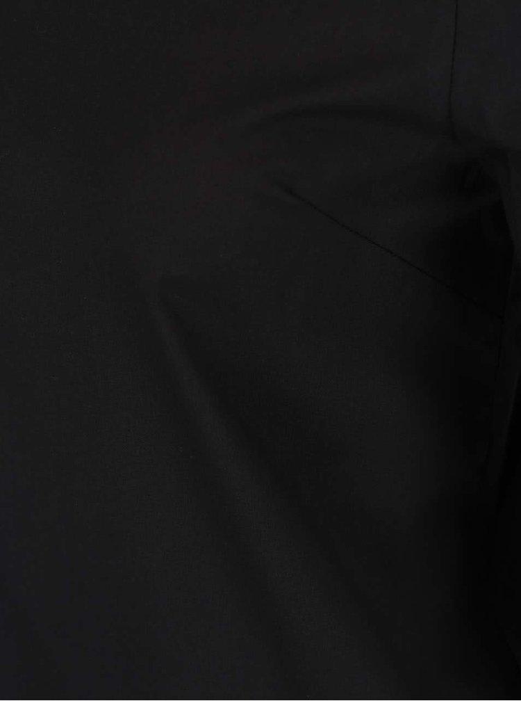 Bluză neagră Miss Selfridge cu decolteu pe umeri