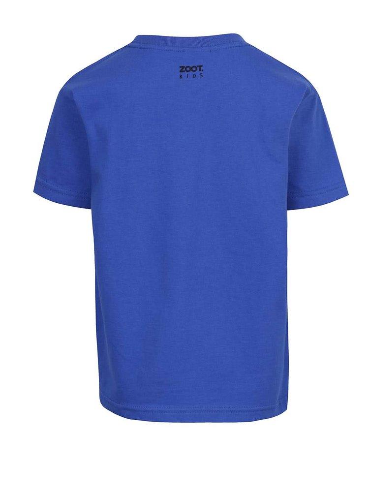 Tricou albastru de baieti ZOOT Kids