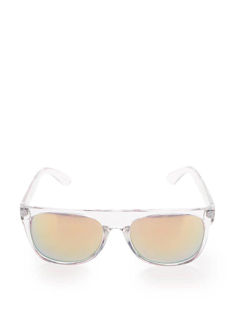 Ochelari de soare transparenți Pieces Lenni